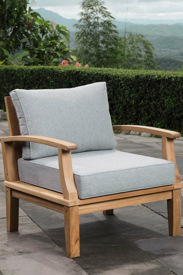 Teak Patio Furniture The Perfect Choice For Furnishing Your Deck Porch Or Patio Teak Patio Furniture Patio Chairs Lounge Chair Outdoor