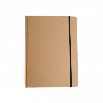 Notitieboekje, blanco niet-gelinieerd papier, 29,5 x 21,5 cm