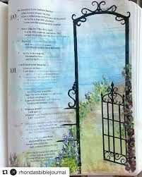 """Bildergebnis für Bibeljournal """"Unter Seinen Flügeln wirst du Zuflucht finden""""   – BIBLE JOURNALING"""