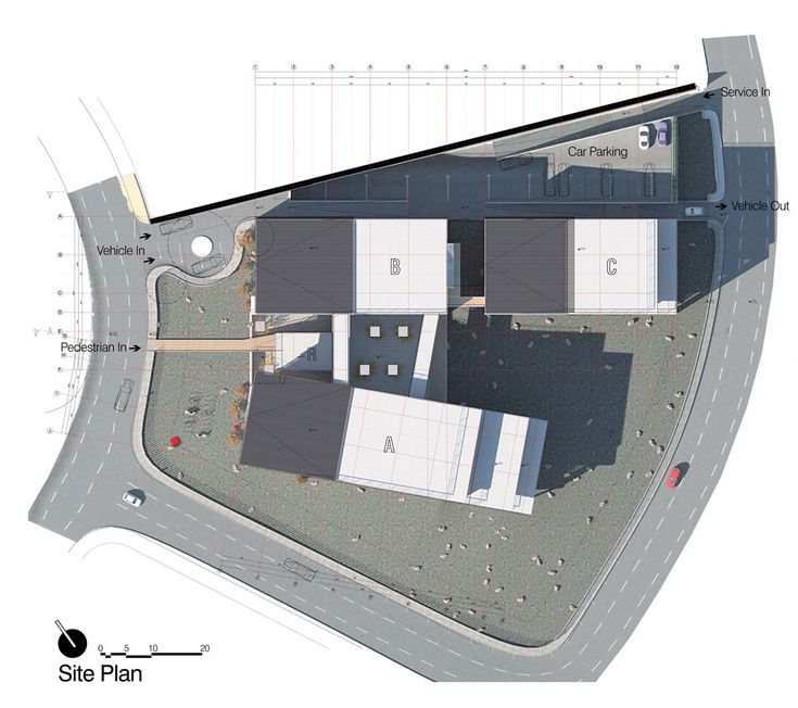 IBTECH-CM mimarlık