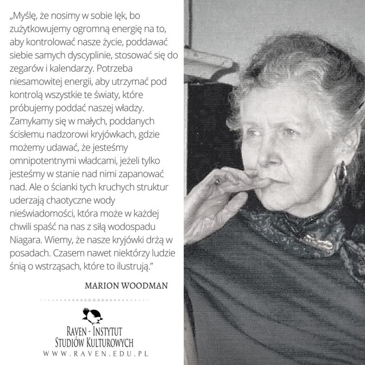 Marion Woodman - Conscious Feminine | RAVEN