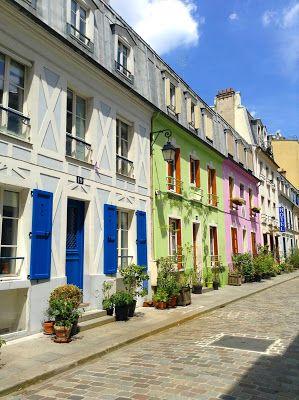Paris To Go: Rue Crémieux