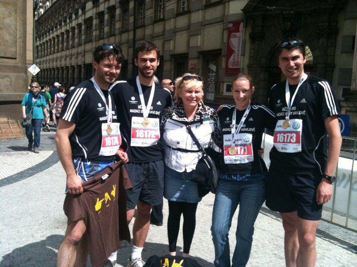 Ve zdravém těle ... #Mediatel #Maraton