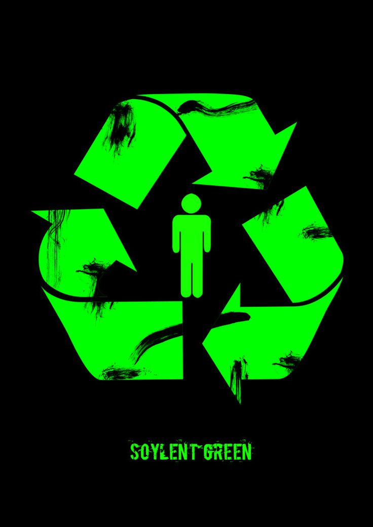 Cool Stuff We Like Here @ http://coolpile.com/ ------- << Original Comment >> ------- Soylent Green