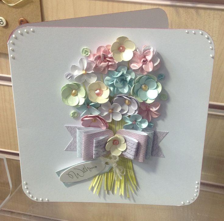 Craftwork Cards Blog: Candi Bouquet
