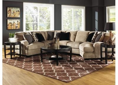 Badcock 39 S Sectional Furniture We Ordered For Our Living
