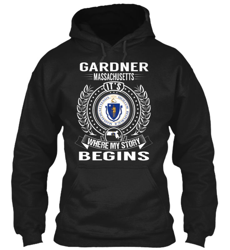 Gardner, Massachusetts - My Story Begins