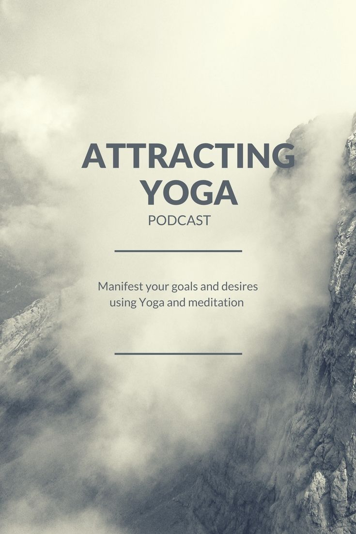 Listen into this weeks episode of attracting yoga, this week you