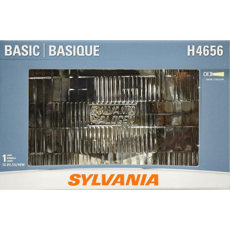 SYLVANIA H4656 Headlight 100x165 Automotive Bulb