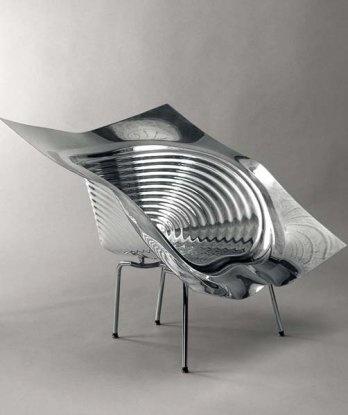 Ron Arad Uncut chair, 1997
