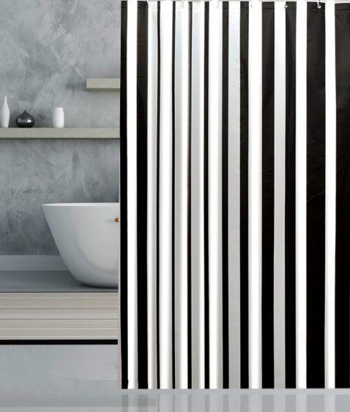 les 25 meilleures id es de la cat gorie rideau noir et blanc sur pinterest rideaux noirs. Black Bedroom Furniture Sets. Home Design Ideas