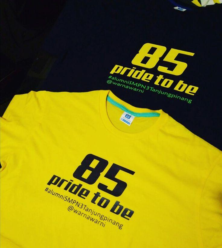 Custom T-shirts with HTV,   85 pride to be @budhisenen,  @2-BiE Apparel