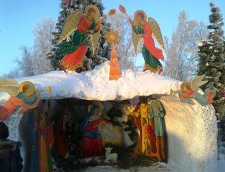 По прогнозам синоптиков Удмуртского Гидрометеоцентра, на Рождественские праздники жителей республики ожидает холодная погода.
