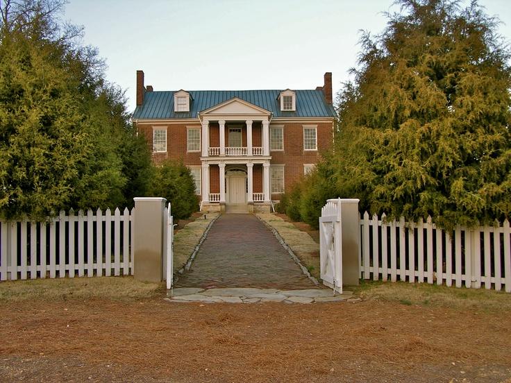 Historic Carnton Plantation in Franklin, TN #gottalovefranklin @Dianne Kirsch Massie Tennessee