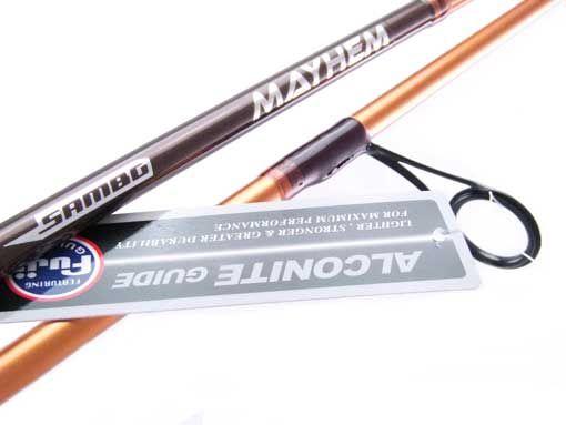 SAMBO Mayhem 7' 1-3kg Fishing Rod #sambofishing #fishing #fishingrods #fishinggear