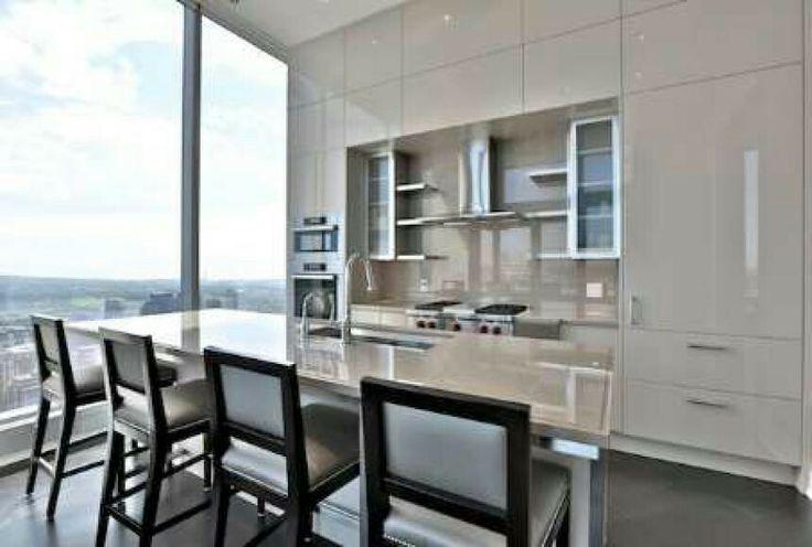 kitchen cabinets open shelves white kitchen open concept  Kitchen