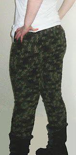 Crochet Leggings - Free Pattern