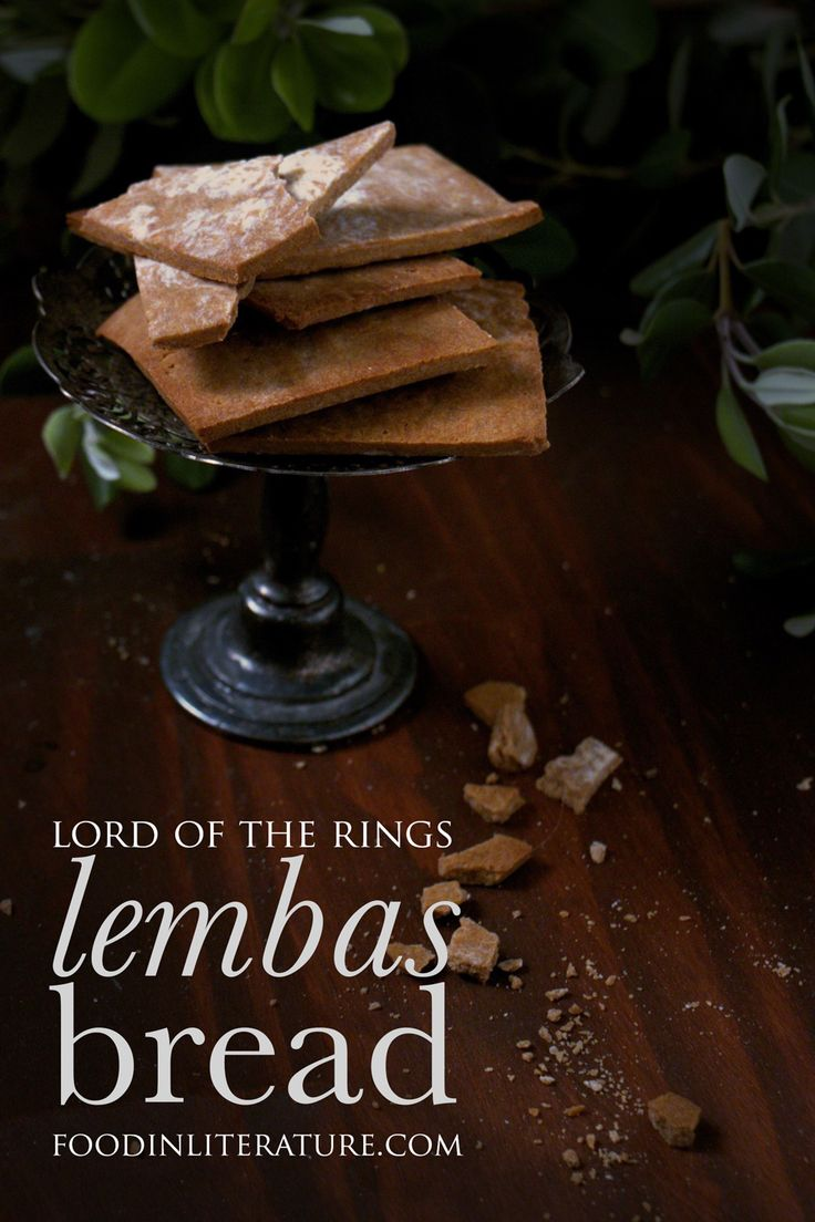 Wonder what Lembas Bread from Lord of the Rings tastes like? This simple recipe is one variation the Elves might make!