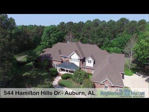544 Hamilton Hills Dr.- Auburn, AL (Tara Cowles) Amazing executive home on over an acre in Auburn city limits. Call Tara Cowles (334) 524-7653. Homelink Realty.