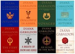 """AUDIO: Diana Gabaldon 