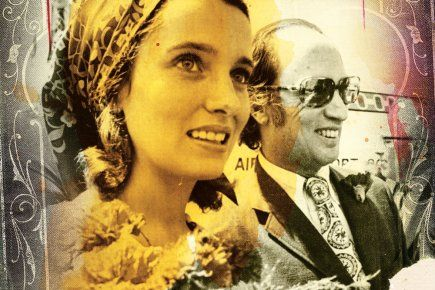 Happy Canada Day! (Former Prime Minister Pierre Elliott Trudeau and wife Margaret Sinclair <3)
