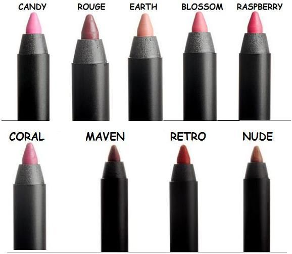 BH cosmetics waterproof lip pencils...  I will never be without these...staying power is amazing.....