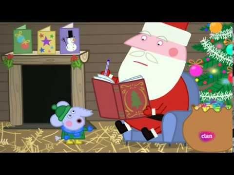 Peppa Pig  - La cabaña de Papa Noel (Español)