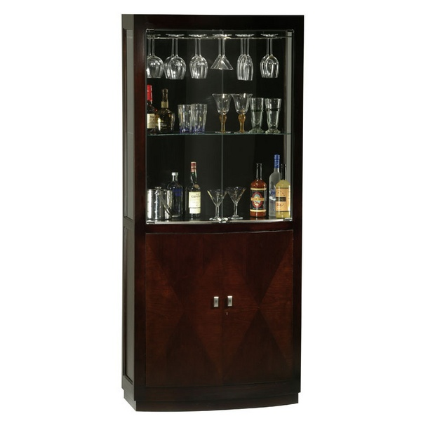 montgomery by howard miller wine u0026 spirits cabinets wine cabinet - Liquor Cabinet Furniture
