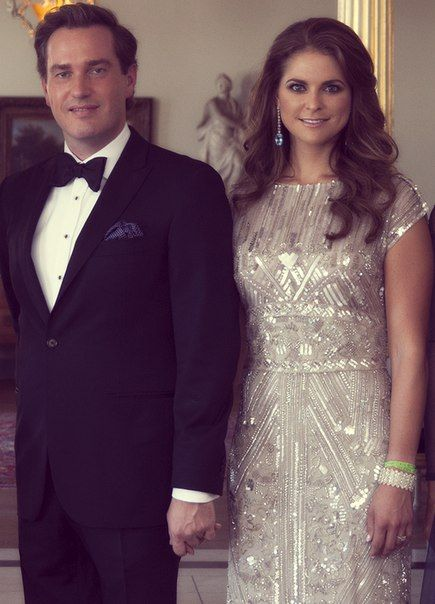 """""""Princess Madeleine and Christopher O'Neill have left their rented apartment in New York. They intend to find new accommodation in Europe. Where is not yet decided, and the family is in no hurry with this decision. In the current situation they stay in their apartment in Stockholm.""""-Swedish Royal Court"""