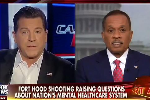 Self-proclaimed 'libertarian' Juan Williams: 'We need America to be a gun-free zone' - BizPac Review