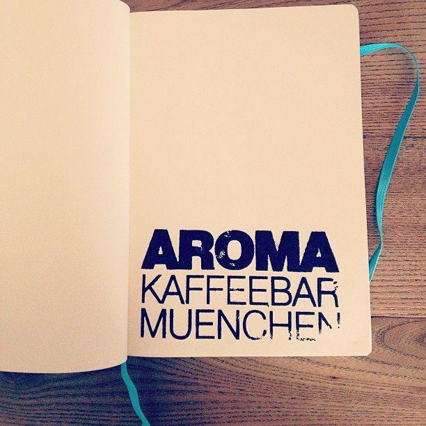 Aroma Kaffeebar in München, Bayern