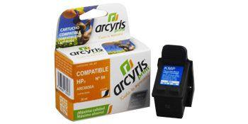 Cartucho Ink-jet Arcyris compatible Brother LC1000BK negro #cartuchos #toners #impresora