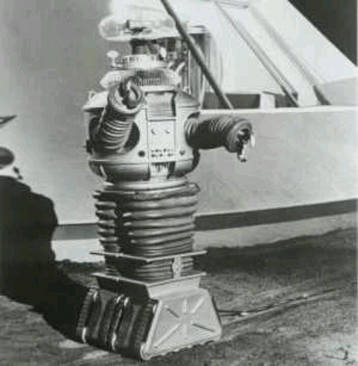 Lost in Space: Robot | My child hood tv shows | Pinterest ...