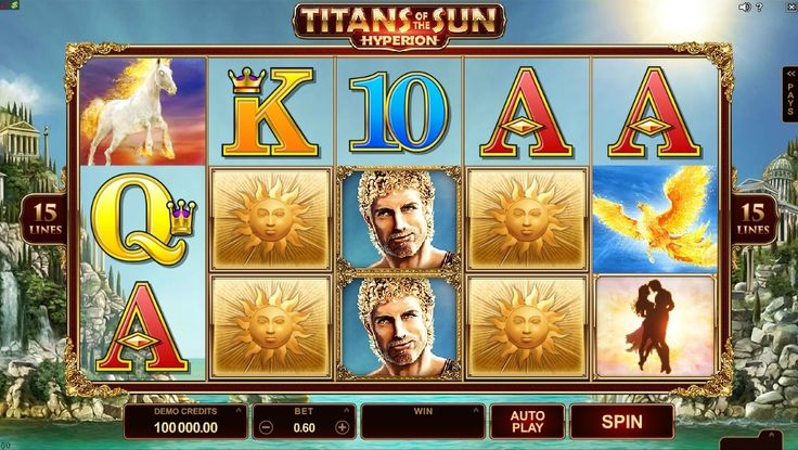 """Free online video-slot """"Titans of the Sun Hyperion"""" http://www.gamesandcasino.com/slots/titans-of-the-sun-hyperion.html #play #free #slot"""