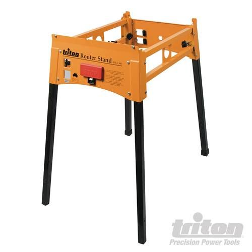 Triton Router Stand Work Tables Workcentre 330095 is a durable metal stand compatible with RTA300 and RTA200. Freestanding tool..Free Delivery...