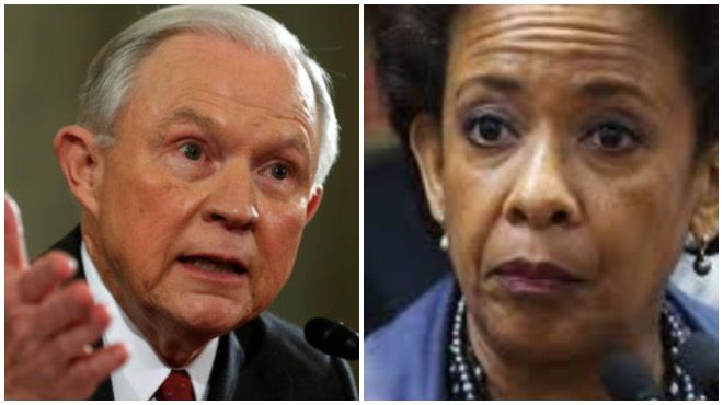 On Thursday, Attorney General Jeff Sessions told conservative talk show host Hugh Hewitt that he is willing to consider having an outside counsel come in to investigate the actions of the Justice Department under the two terms of the Obama Administration