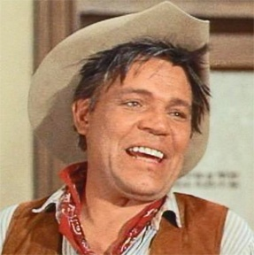 """Neville Brand - Laredo """"Reese Bennet"""" Old, softhearted Reese:)"""
