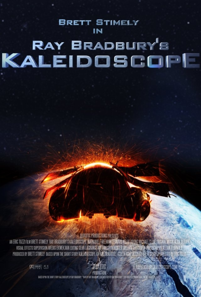 """Ray Bradbury's Kaleidoscope - Los Angeles Premiere  2011 