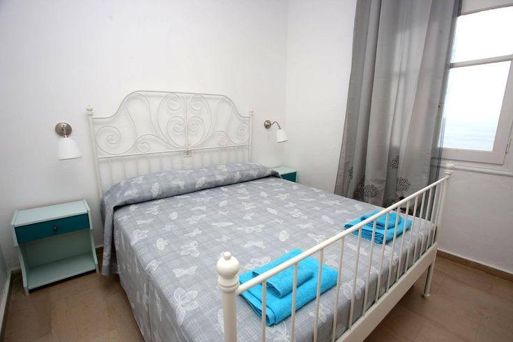 Family Apartment - Upper floor - Master bedroom