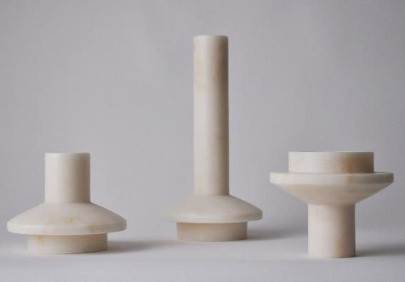 Michaël Verheyden - Lighthouse Candlesticks