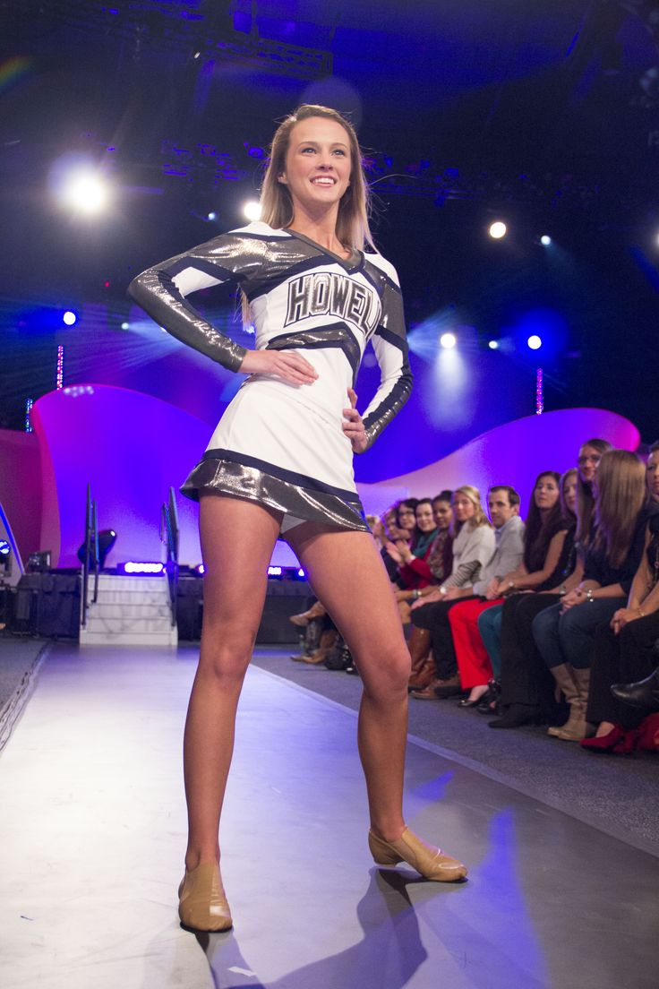 Such a cute uniform from Varsity