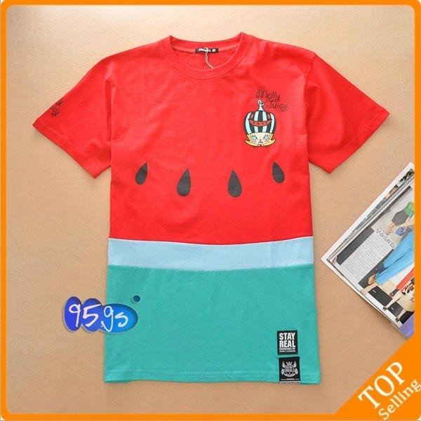 Fruit t-shirts: Spring 13, Fruit T Shirts, Men Cloth, Produce Spring, Fresh Produce, Short Sleeve Tee