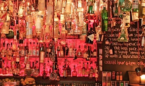 One of the world's most popular bars is Der Raum in Melbourne, where experimental cocktails are the norm