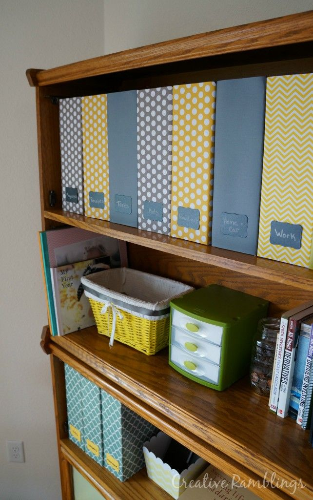 best 25+ filing system ideas on pinterest | file organization