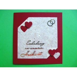 Wunderschöne Papiere Für Hochzeitskarten | Einladungen Hochzeit Basteln