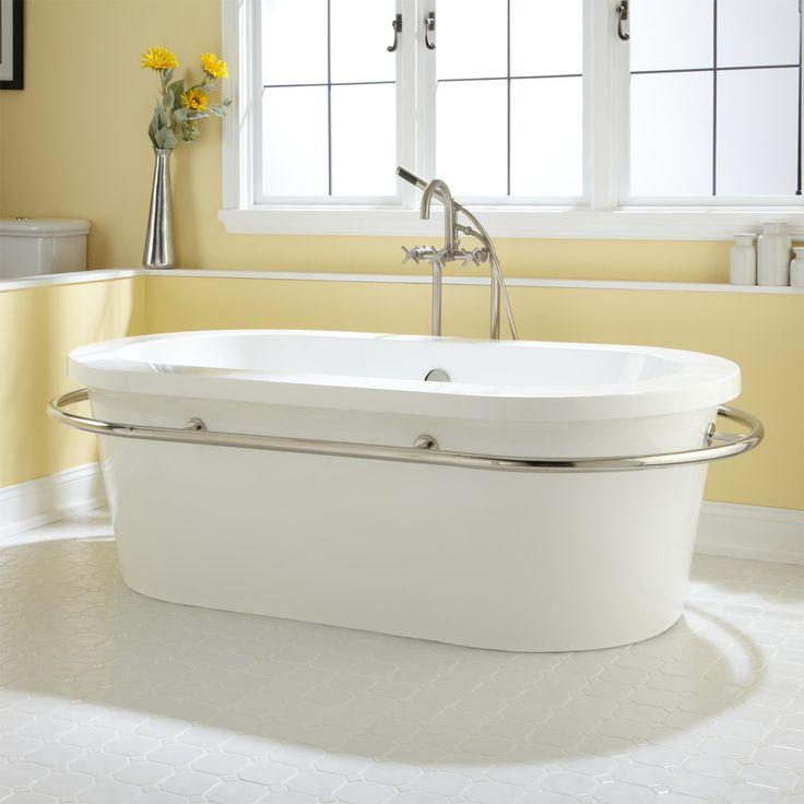 Best 25+ Acrylic Tub Ideas On Pinterest | Acrylic Shower Walls, Shower Tub  And Tub Surround