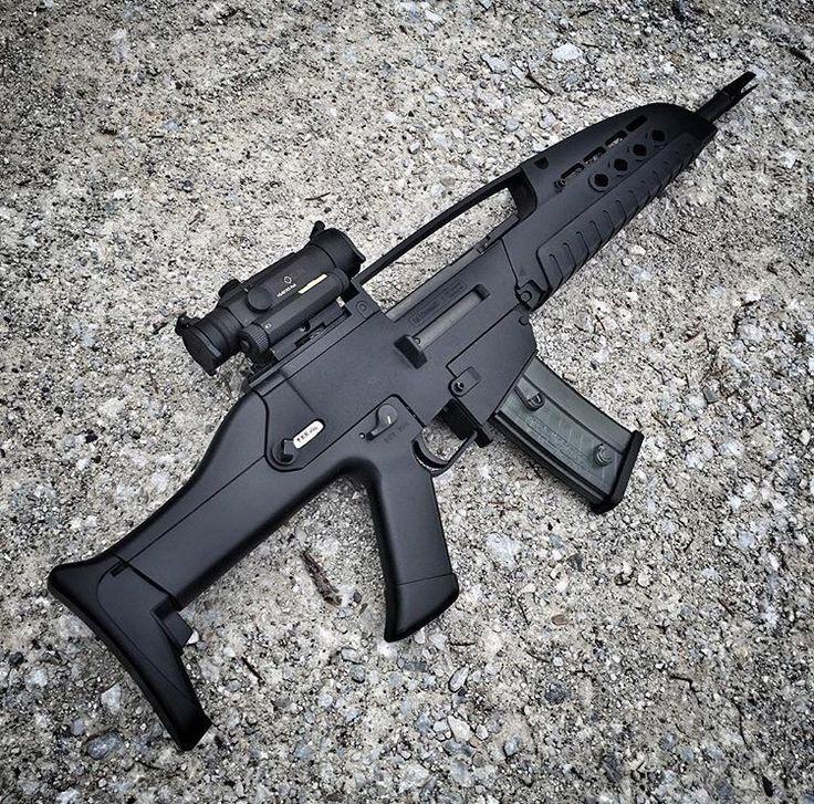25+ unique Xm8 rifle i...