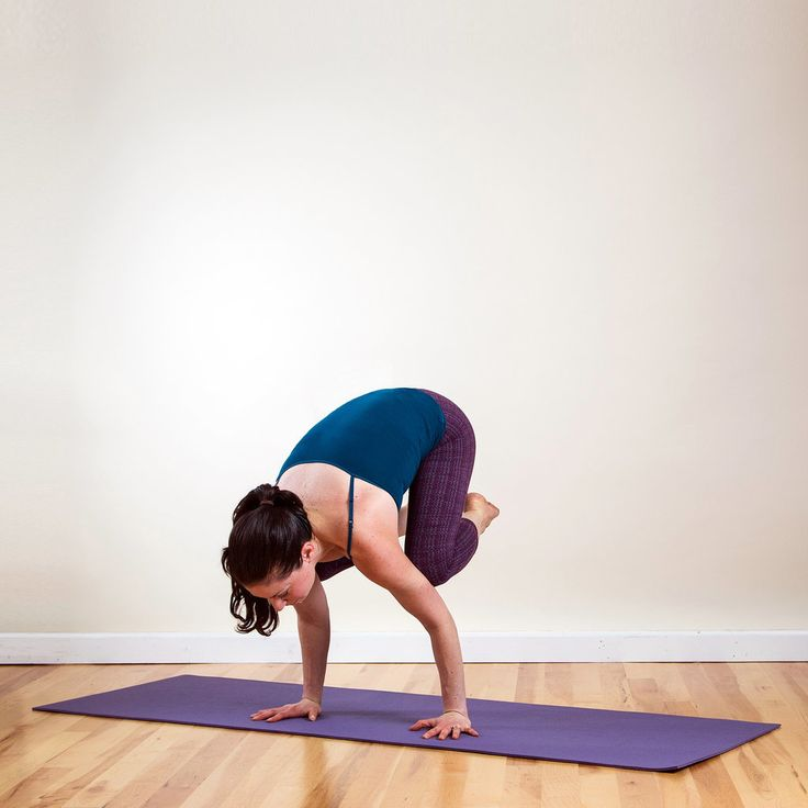 Soar Into Crow Pose! 5 Steps to Get You There