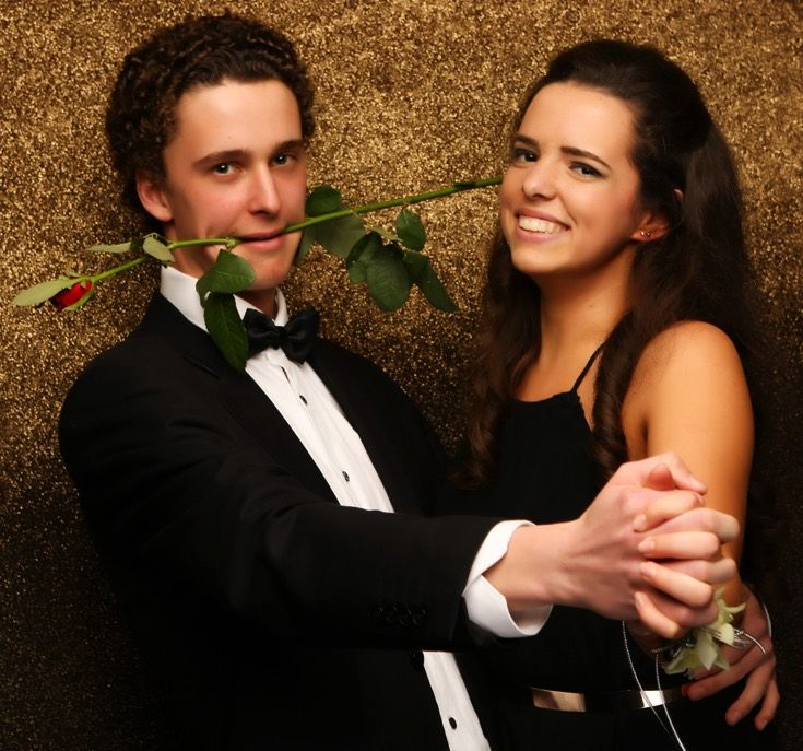 Sacred Heart Ball 2015. So romantic! www.whitedoor.co.nz