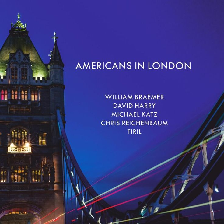 Americans in London